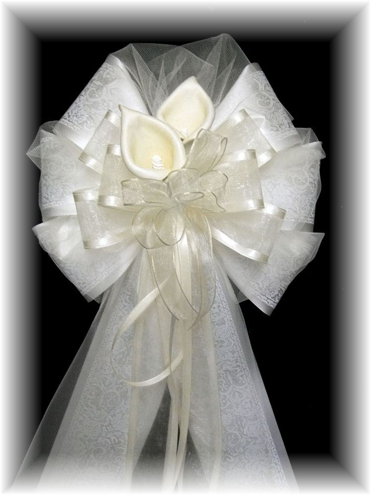 Bows For Wedding Decorations Image collections - Wedding Decoration ...