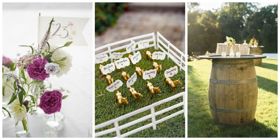 Homemade decorations for weddings junglespirit Image collections