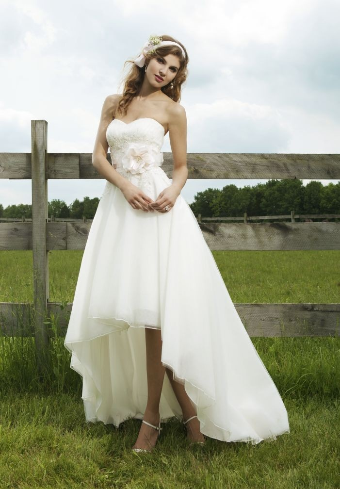 Cute Country Wedding Dress