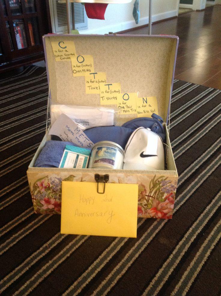 Imgenes De Second Wedding Anniversary Gifts For Him