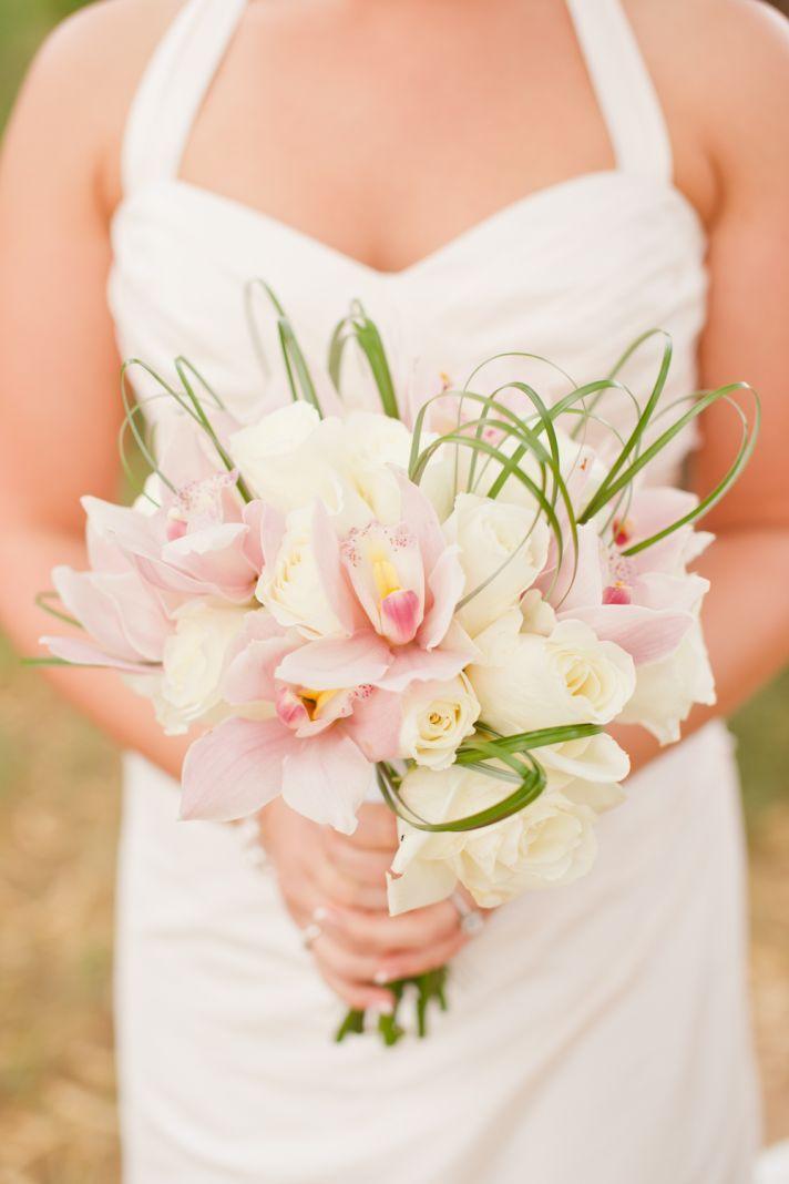 Simple Beach Wedding Bouquets