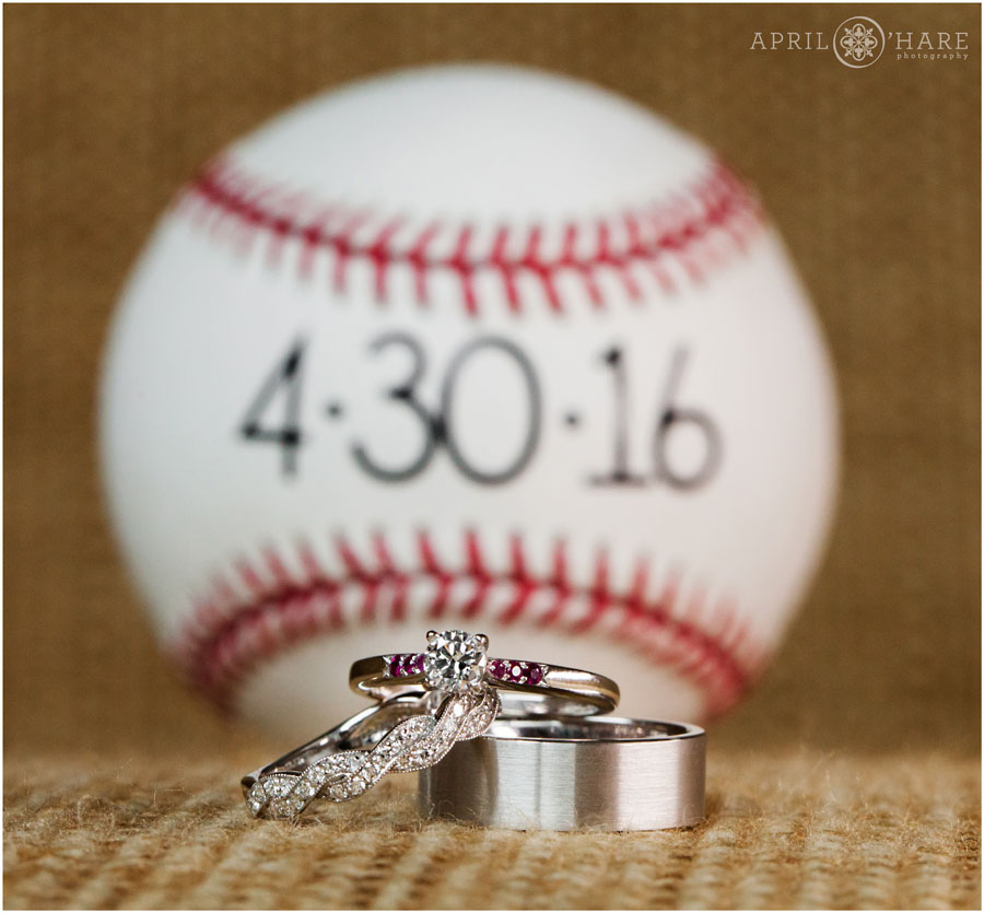 Awesome Baseball Themed Wedding Elaboration Dress