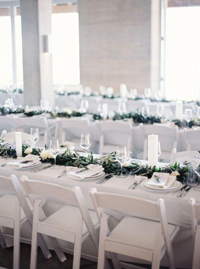 Grey And White Wedding Decor Gallery - Wedding Decoration Ideas