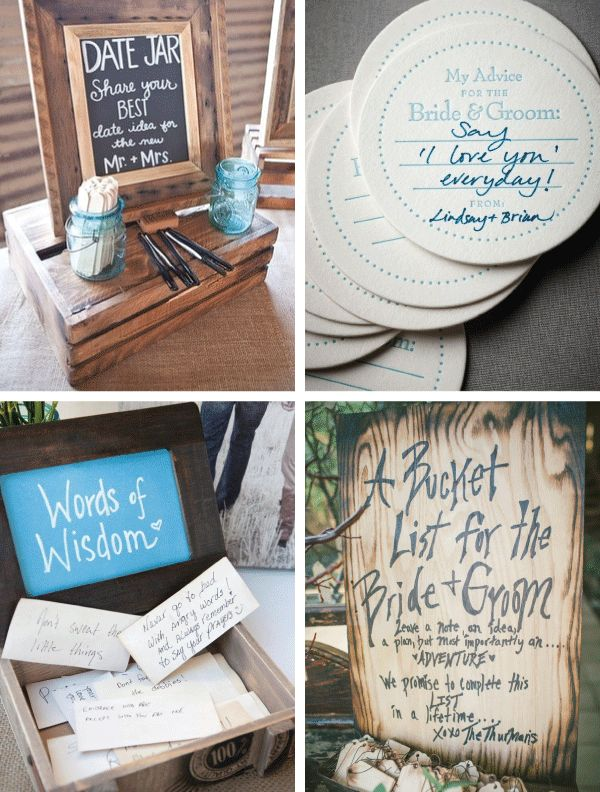 Ideas For Wedding Reception Activities