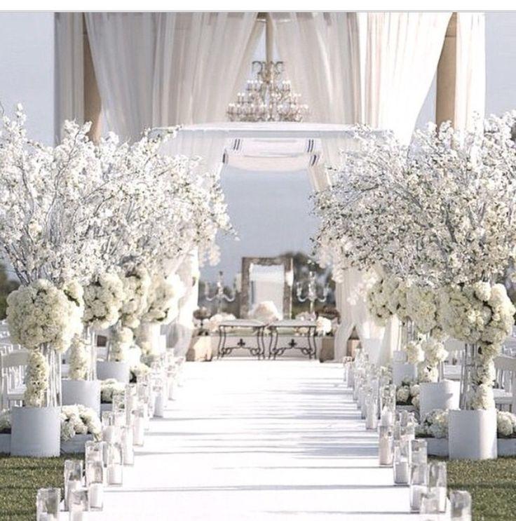 White Wedding Themes Gallery - Wedding Decoration Ideas