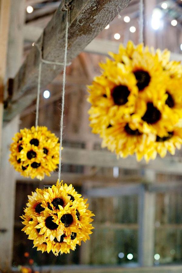 Sunflower wedding favor ideas junglespirit Image collections