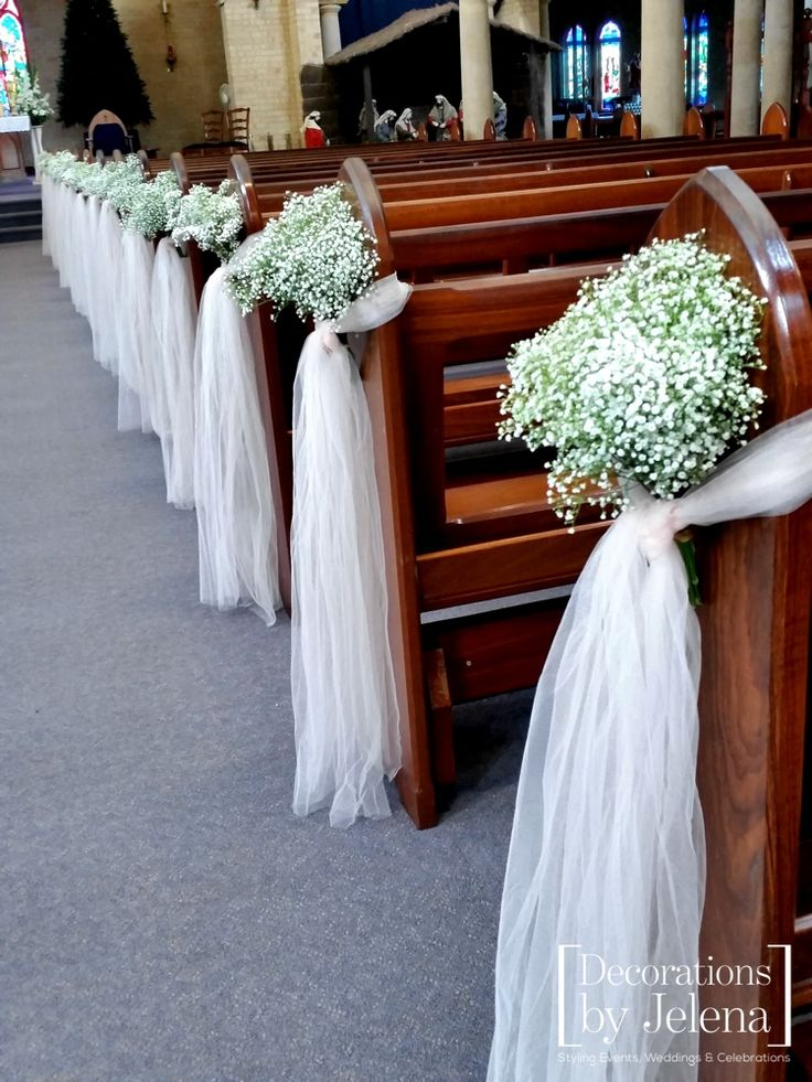 How to use tulle for wedding decorations junglespirit Choice Image