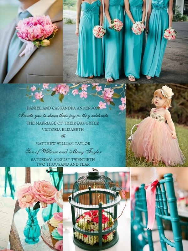 Teal Wedding Theme 41 Best Ideas Images On Emcraft Org Therapyboxfo
