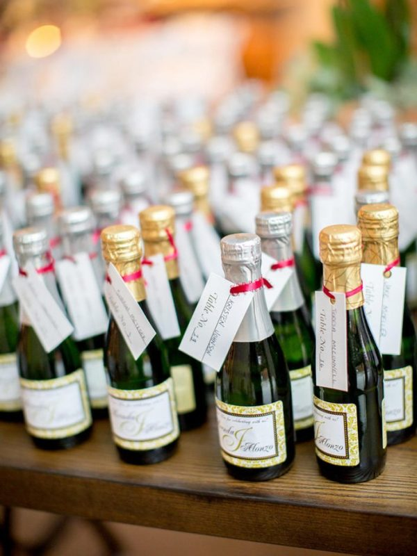 Mini Rum Bottles Wedding Favors Images - Wedding Decoration Ideas