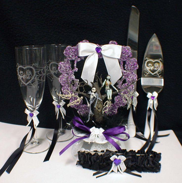 Nightmare Before Christmas Wedding