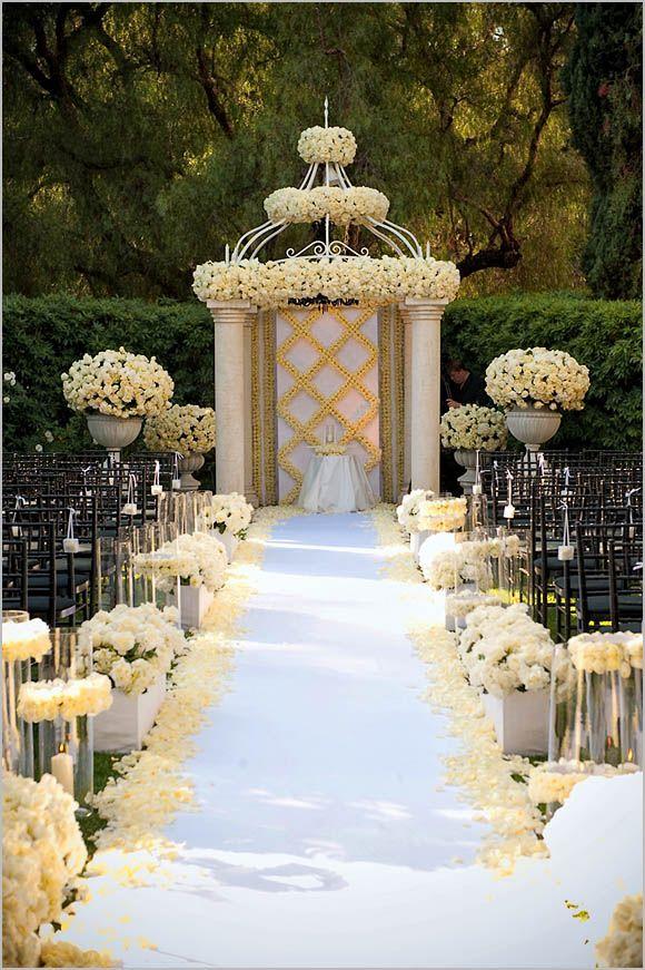 Unique Outdoor Wedding Ceremony Ideas 17 Best Unique Wedding