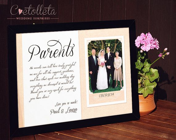 Wedding Day Gift For Parents Image collections - Wedding Decoration ...