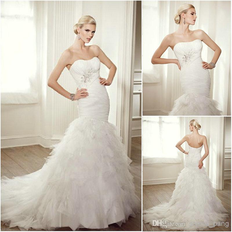 Wedding Dress Bottom Styles