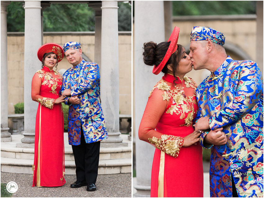 Emejing Traditional Vietnamese Wedding Dress Gallery - Styles ...