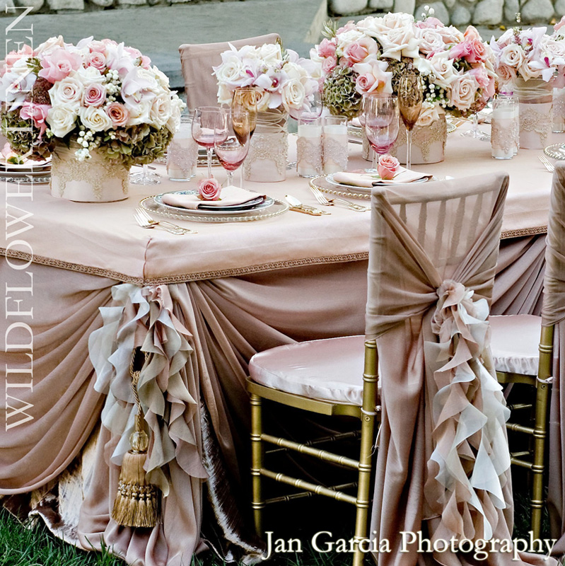 Emejing Champagne And Pink Wedding Ideas - Styles & Ideas 2018 ...