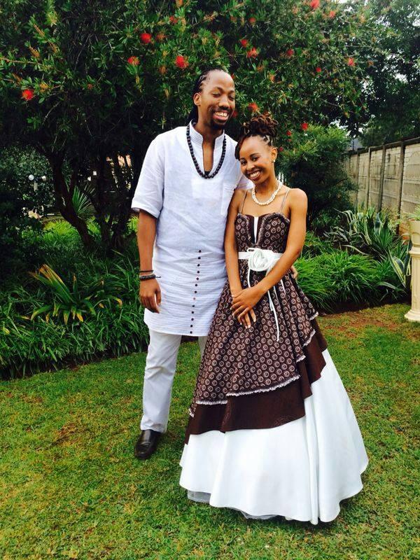 African Wedding Attire