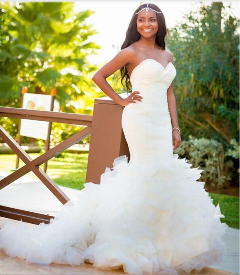 Wedding dress black women Wedding dress themes 2018