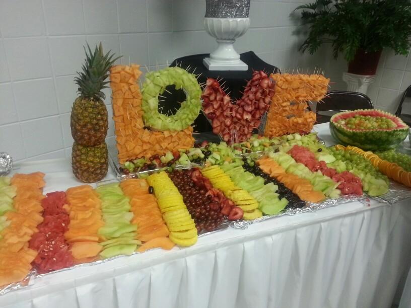 Fruit For Wedding