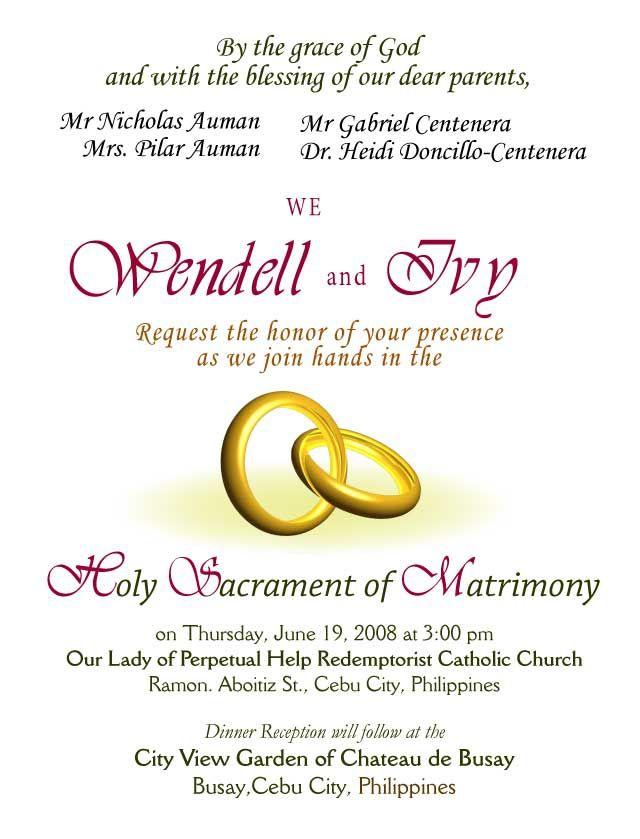 Weddinginvitationwordingexamples6g filmwisefo