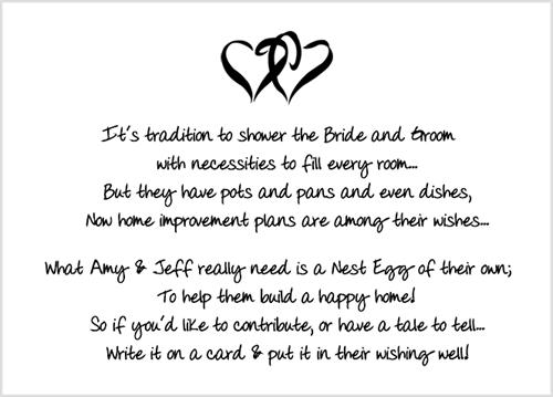 Wedding shower poems filmwisefo
