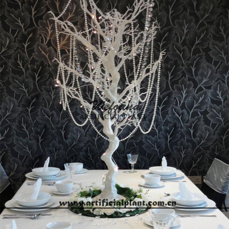 Tree table decorations weddings