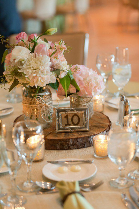 Rustic Centerpieces For Weddings