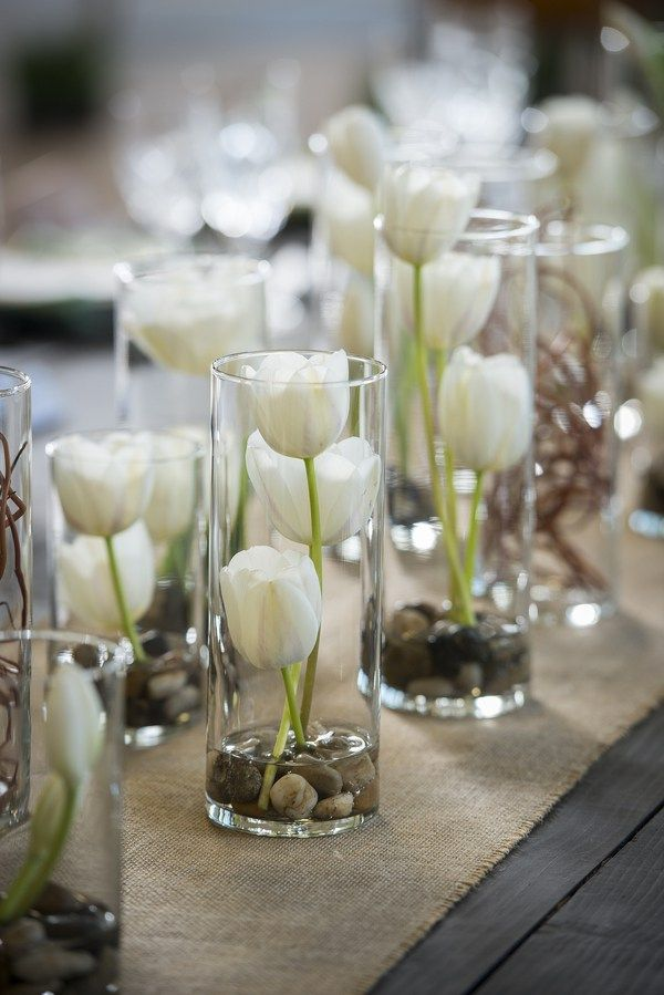 Homemade Table Centerpieces Weddings Images Wedding Decoration Ideas