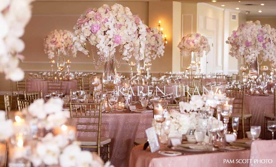 Ausgezeichnet Pink Wedding Theme Fotos Brautkleider Ideen