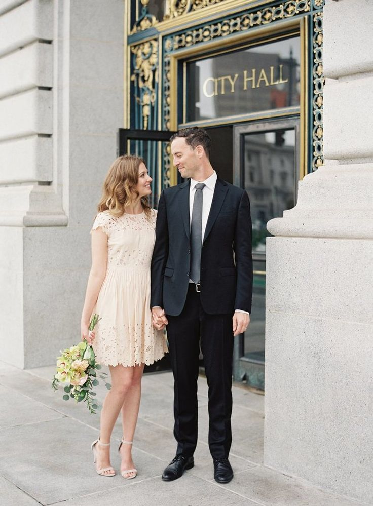 Awesome Court House Wedding Dresses Contemporary Styles Ideas