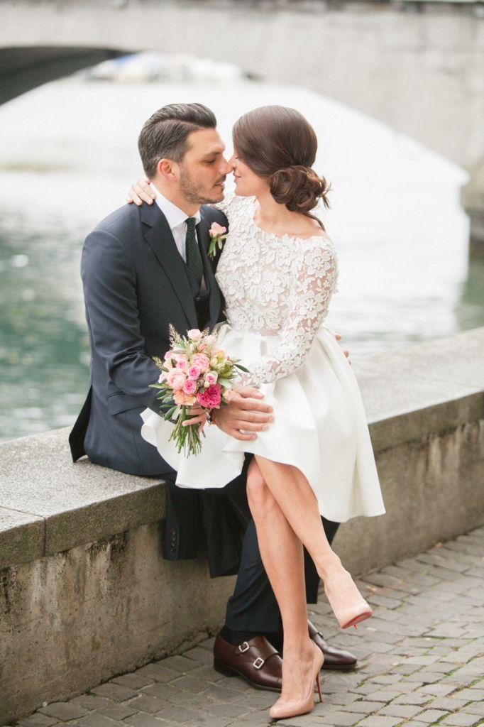Civil Wedding Ceremony Dress