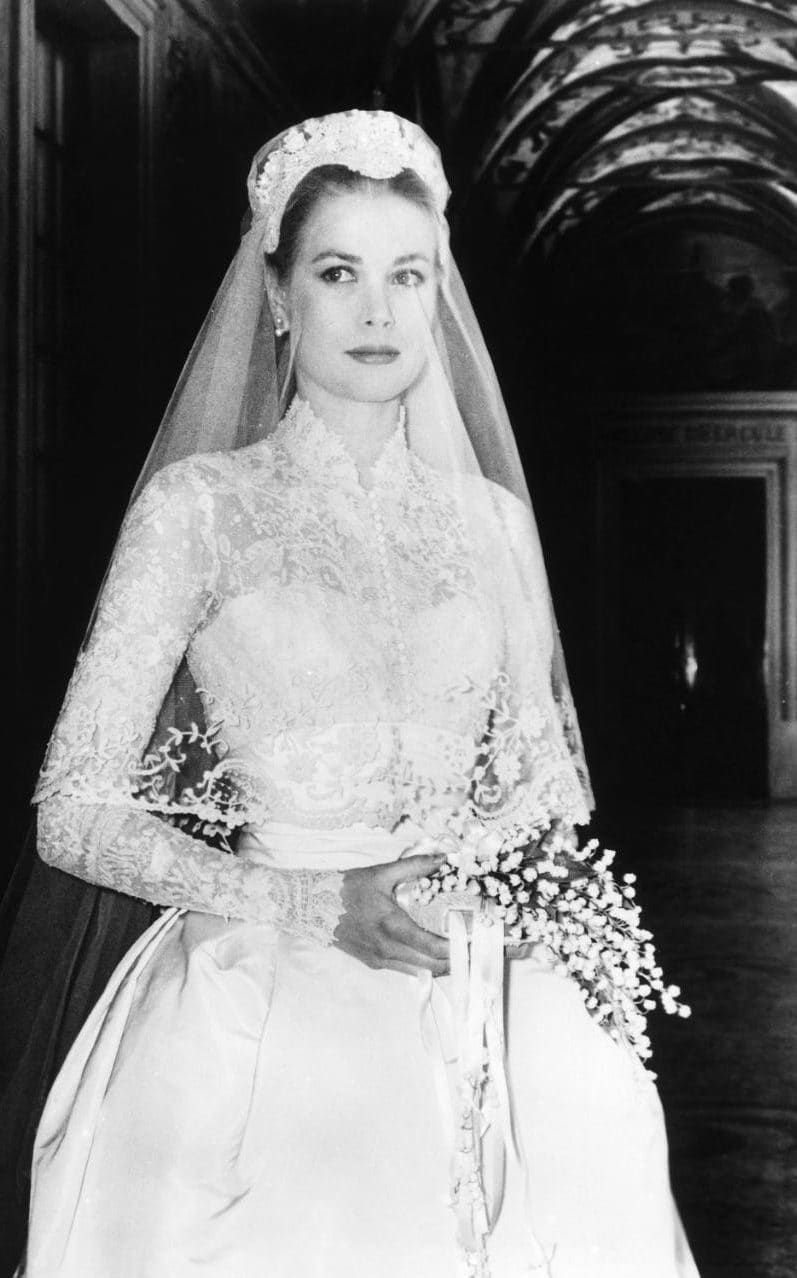Classic Grace Kelly Wedding Dress Wedding Dresses Dressesss