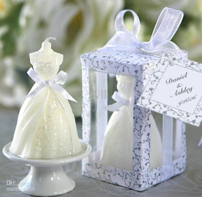 Creative Fashion Wedding Candle Favor Candle Wedding Favor Wedding