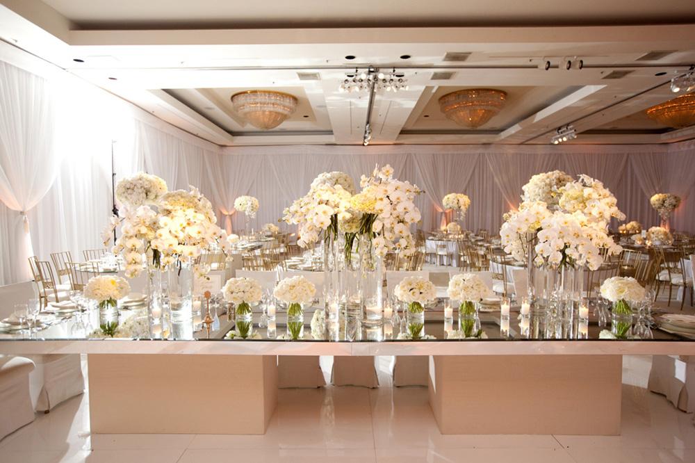 Mirror Wedding Table Decoration Images Ideas Adorable Decorations