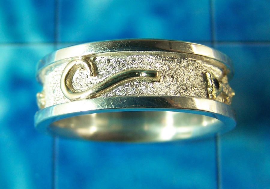 picture pin photo on ideas ring wedding beautiful the roberts hook bright cole and rings fishing a side