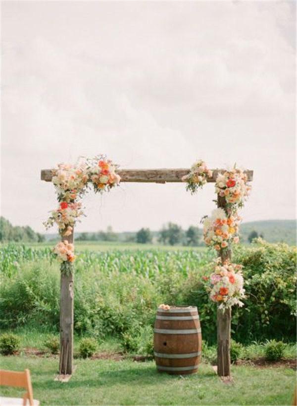 Flowers for wedding arch 20 diy floral wedding arch decoration flowers for wedding arch 20 diy floral wedding arch decoration emasscraft junglespirit Choice Image