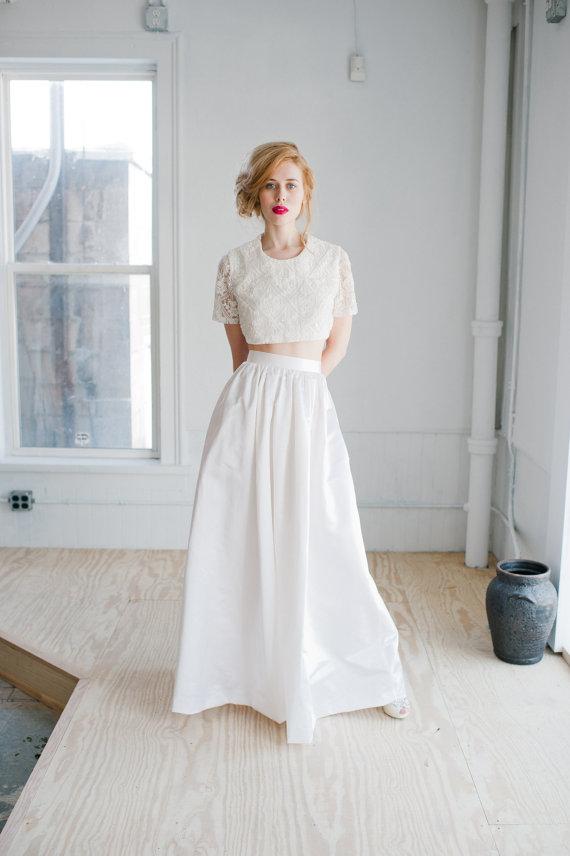 Handmade Wedding Dress