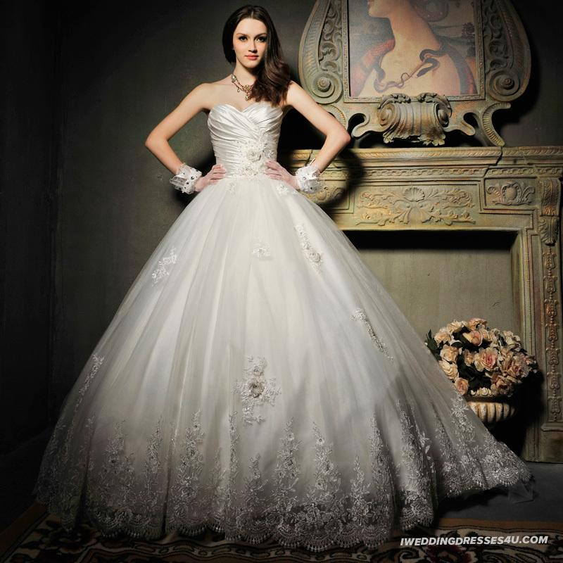 Luxury Most Beautiful Princess Wedding Dresses 22 With Additional