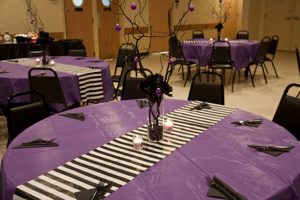 nightmare before christmas wedding decorations - Nightmare Before Christmas Wedding Decorations