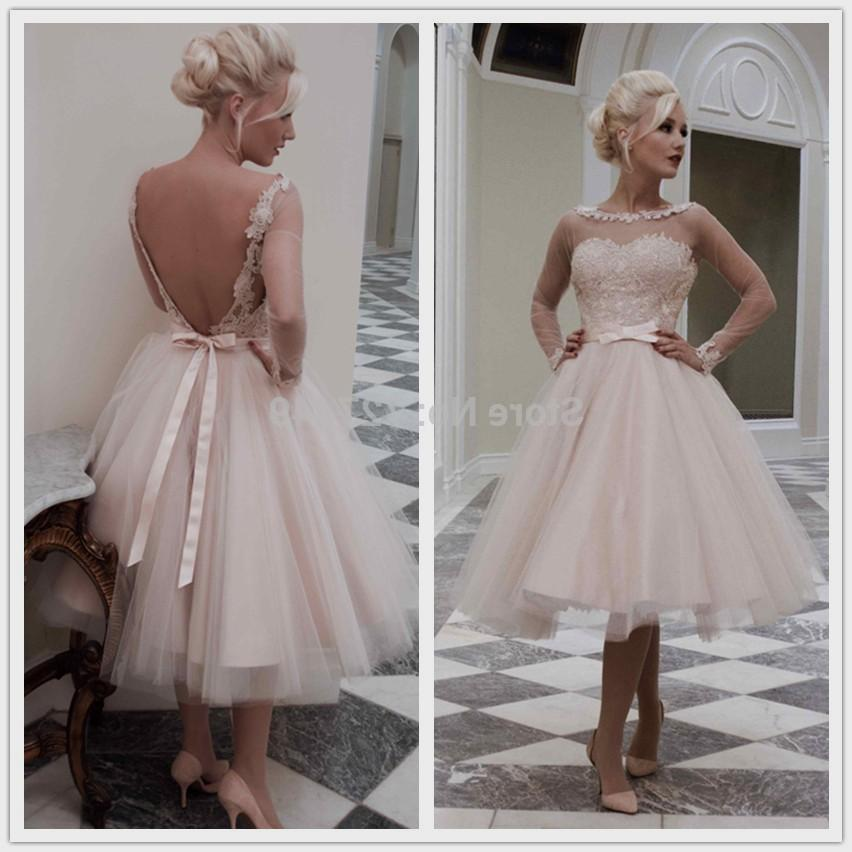 Short Vintage Wedding Dresses Naf Dresses Emasscraft Org