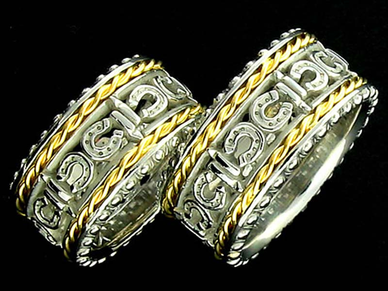 The Special Characteristics Of Cowboy Wedding Rings For Your