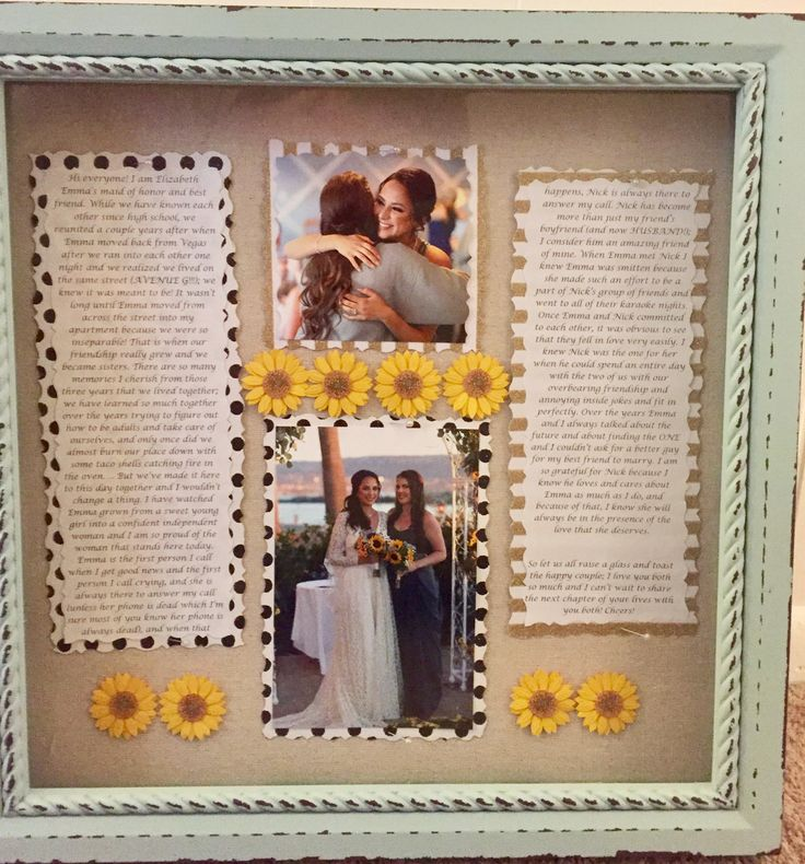 Results For Bridal Shower Gift Ideas For Best Friend