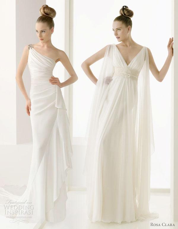 Toga Wedding Dresses