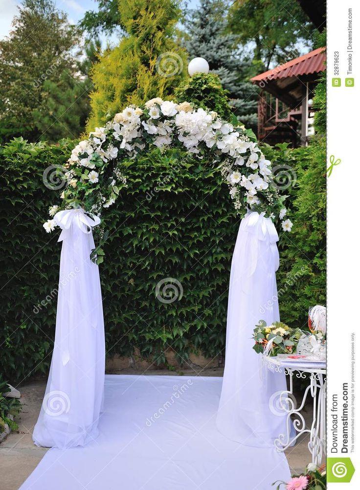 wedding arch decoration ideas. Black Bedroom Furniture Sets. Home Design Ideas