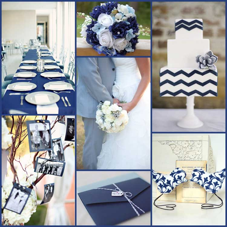 Wedding Color Combinations And Ideas For Your Wedding Favor