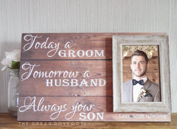 Personalized Wedding Gifts For Parents: Wedding Gift For Parents