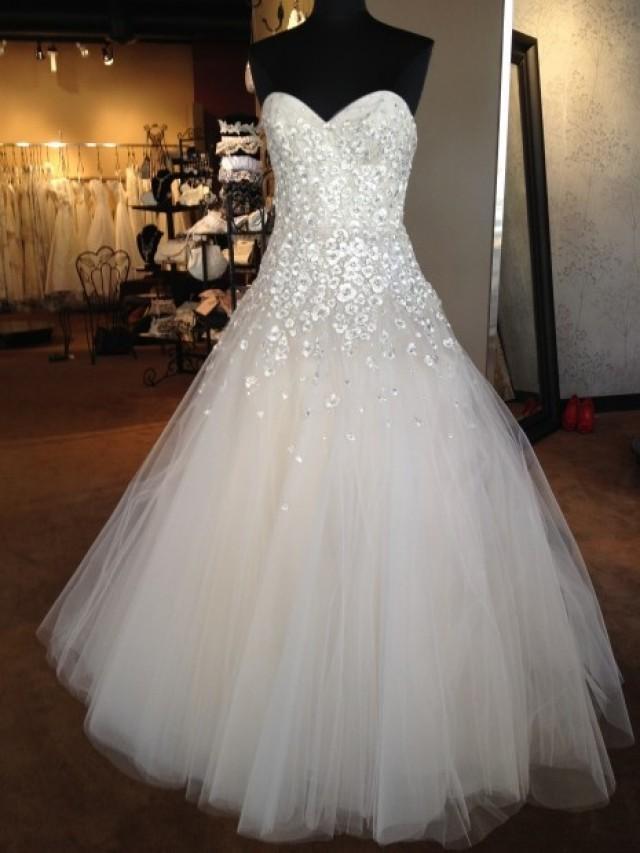Glitter Wedding Dress