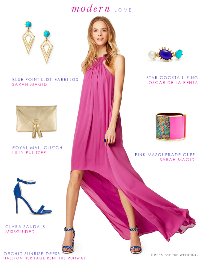 What To Wear To A Modern Wedding