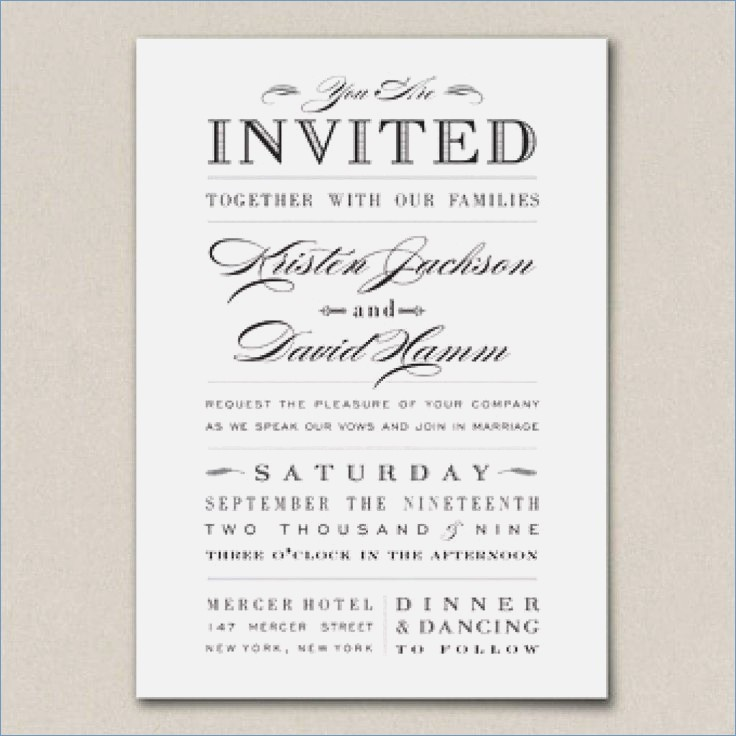 Casual Wedding Invitation Wording.Casual Invitation Wording