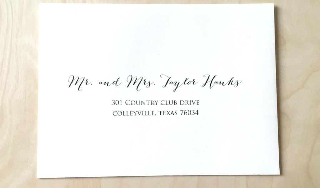 photograph about Printable Address Labels Wedding titled Wedding day Invitation Go over Template