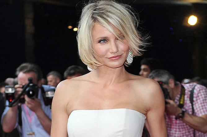 Cameron Diaz Marries Benji Madden
